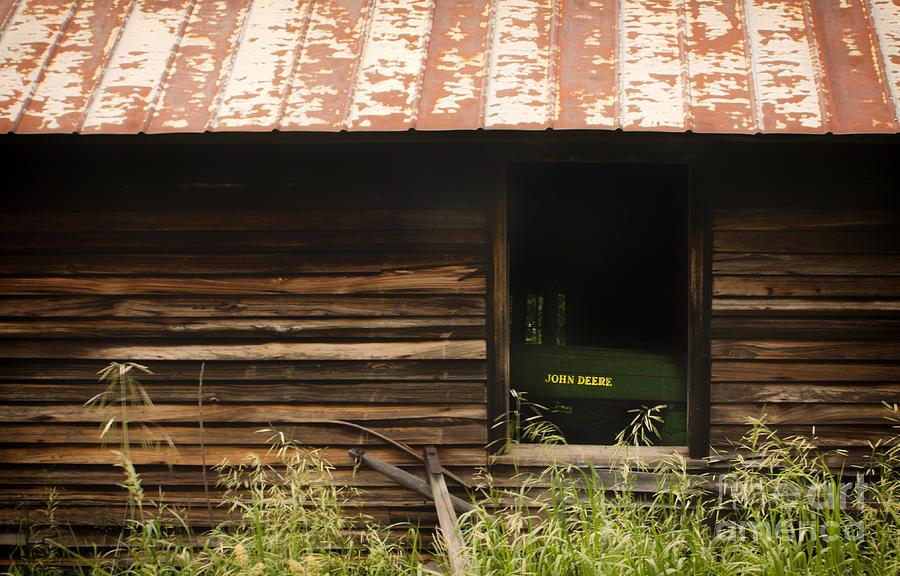 Photograph - John Deer  by Timothy J Berndt