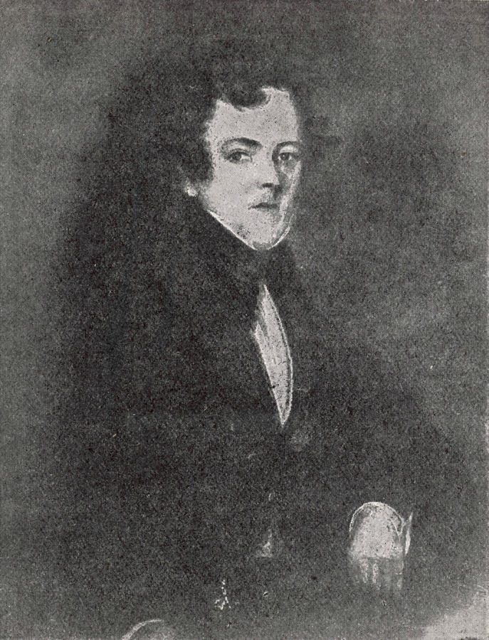 John Drawing - John Dickens  Father Of Charles by Mary Evans Picture Library