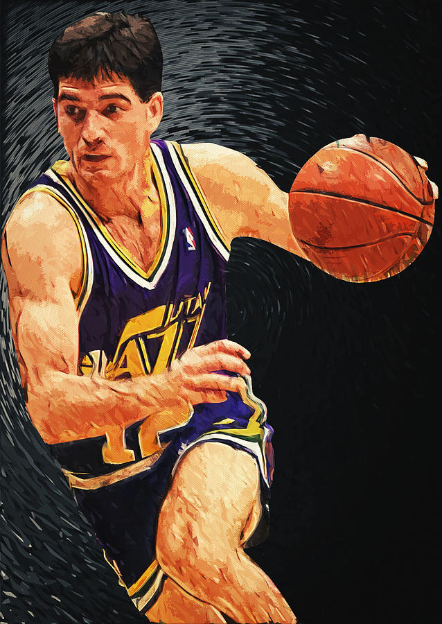 John Stockton Digital Art