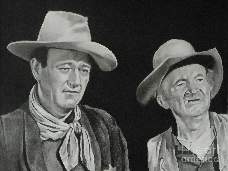 Still Life Painting - John T And Stumpy by David Ackerson