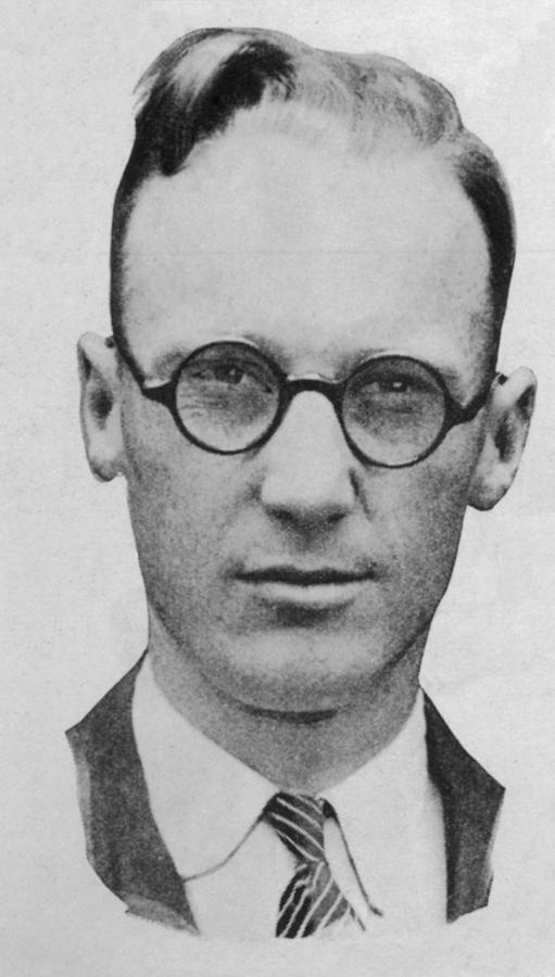 Scopes Photograph - John Thomas Scopes  American by Mary Evans Picture Library