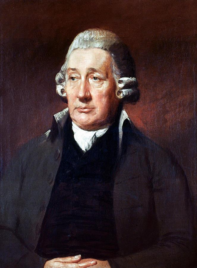 1795 Painting - John Wilkinson (1728-1808) by Granger