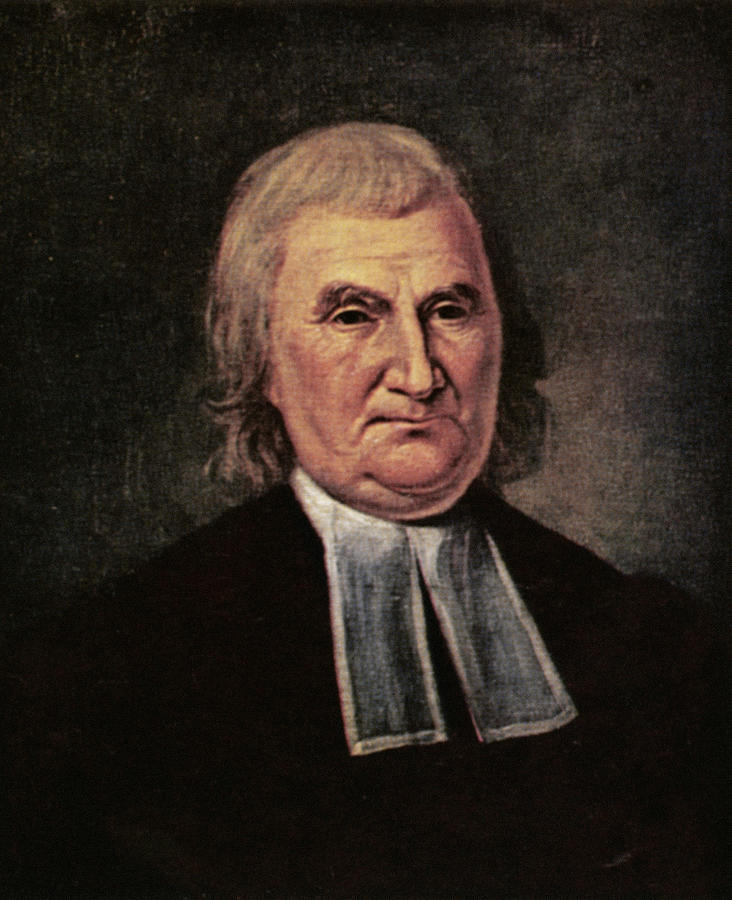 1783 Painting - John Witherspoon (1723-1794) by Granger