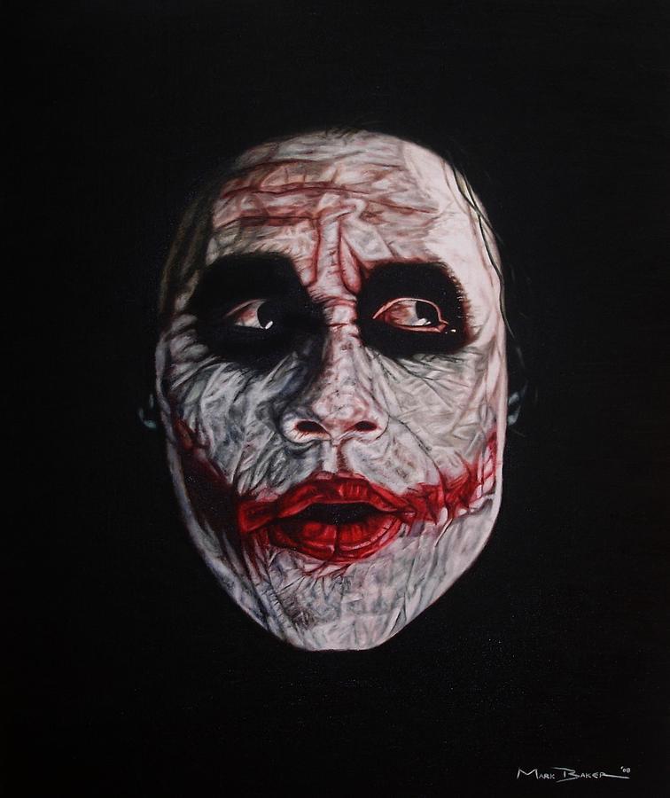 Joker In Black
