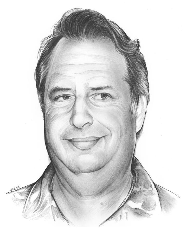 Jon Lovitz Drawing