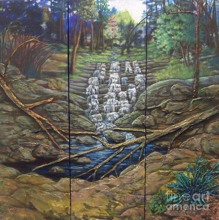 Jones Paradise by M J Venrick