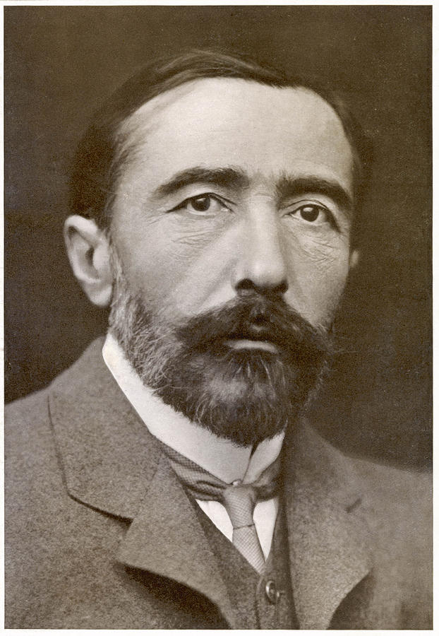 Joseph Photograph - Joseph Conrad  Polish-born Writer by Mary Evans Picture Library