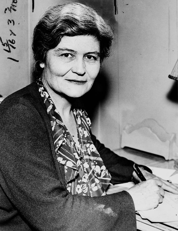 1934 Photograph - Josephine Roche (1886-1976) by Granger