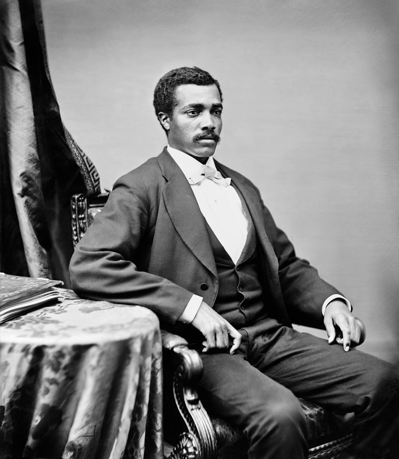 1870 Photograph - Josiah Thomas Walls (1842-1905) by Granger