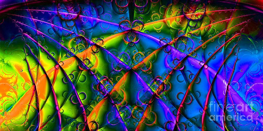 Fractal Digital Art - Journey 20130511v1 Long by Wingsdomain Art and Photography