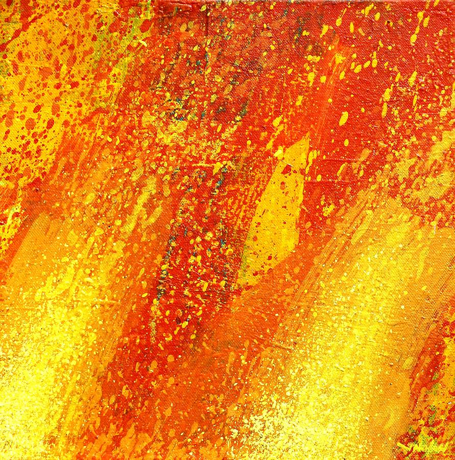 Abstract Painting - Journey by John  Nolan