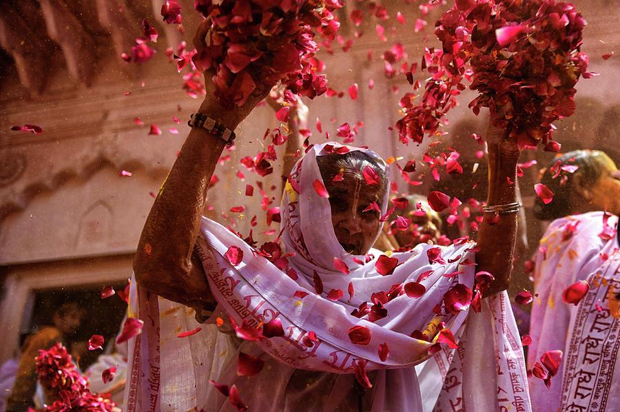 People Photograph - Joy Of Life by Avishek Das