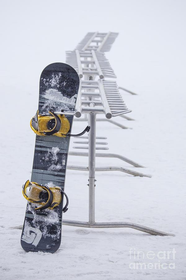 Board Photograph - Joyride by Evelina Kremsdorf