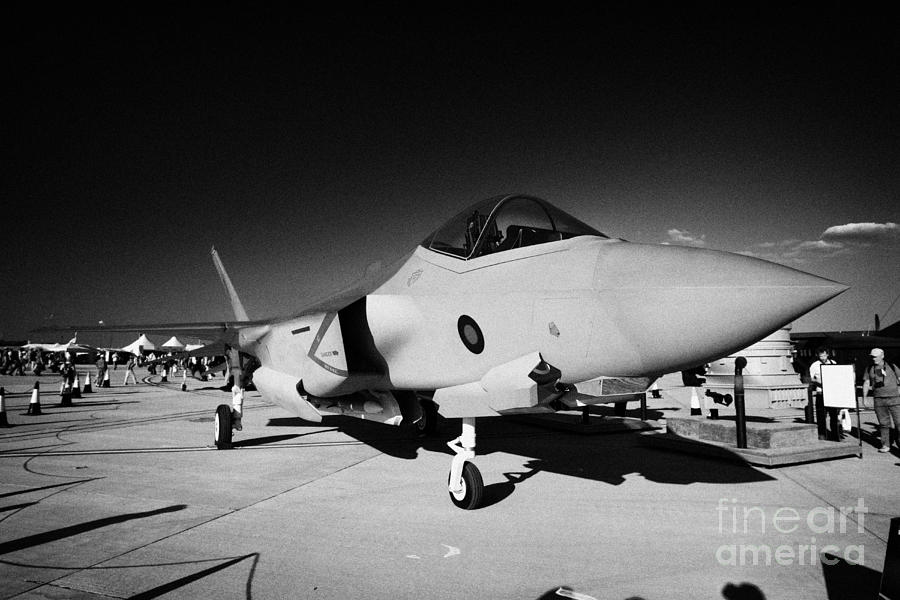 Jsf Joint Strike Fighter X 35 Lockheed Martin Mock Up On