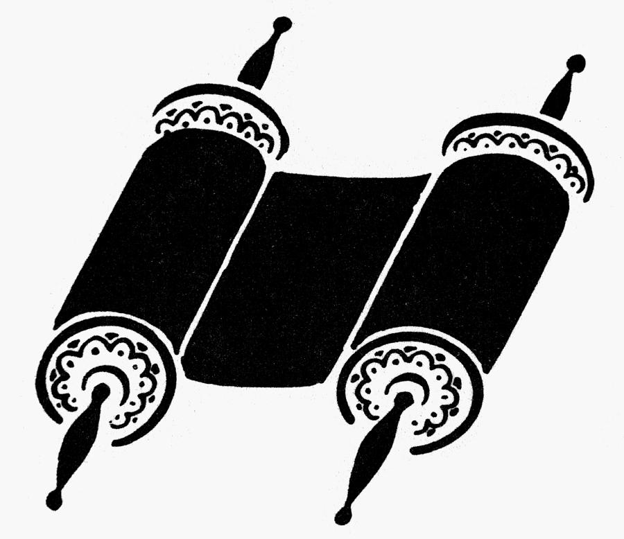 Holy Painting - Judaism Torah by Granger
