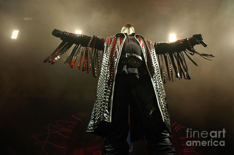 Judas Priest Photograph - Judas Priest by Jenny Potter