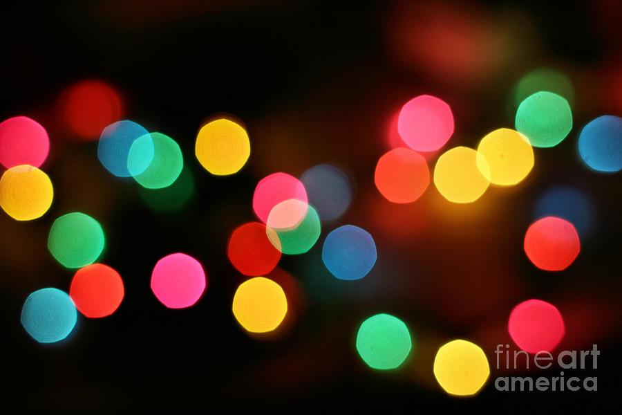 Juggling Lights by Stan Reckard
