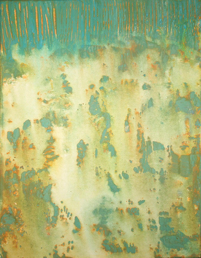 Abstract Painting - July by Natalie Starnes