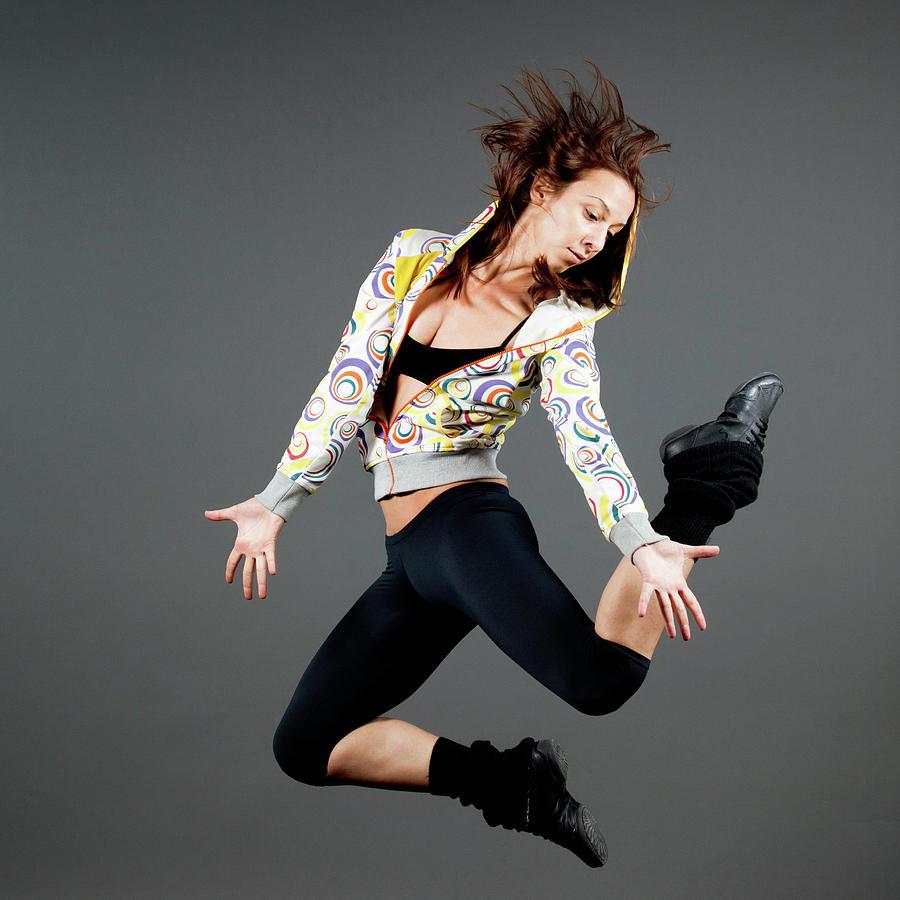 Jumping Photograph by Lukatdb