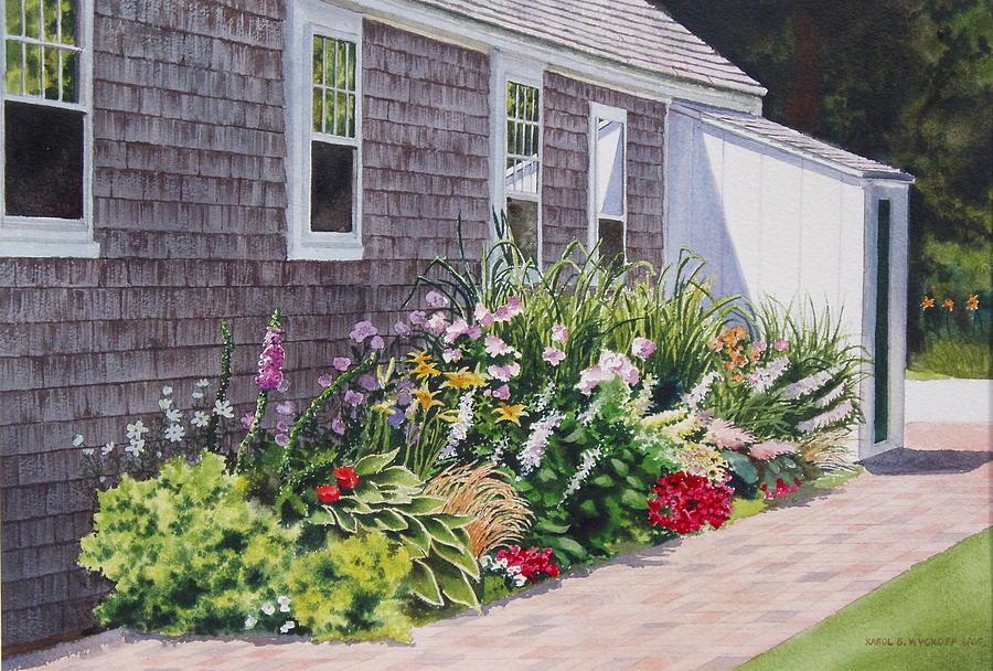 House Painting - June Burst by Karol Wyckoff