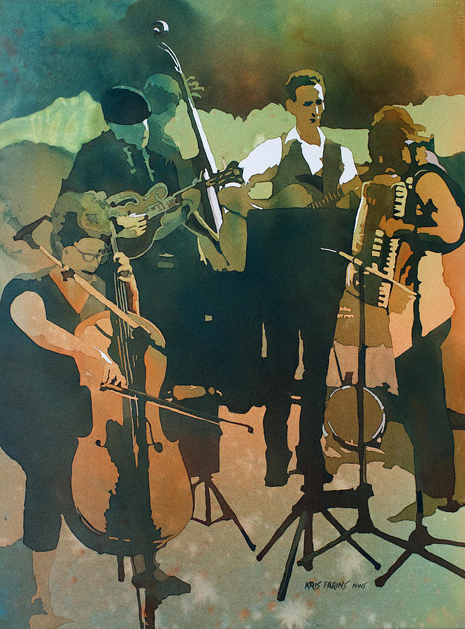 June Tune by Kris Parins