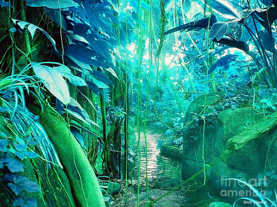 Jungle Blues by Michelle Stradford