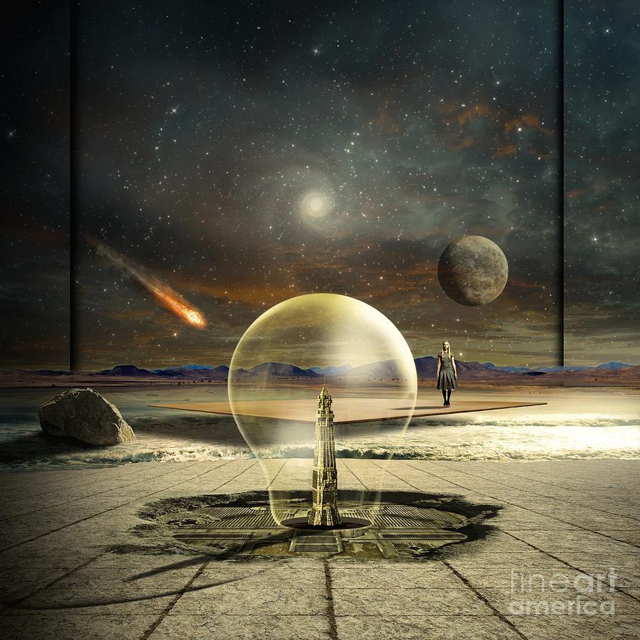Jupiter Session by Franziskus Pfleghart