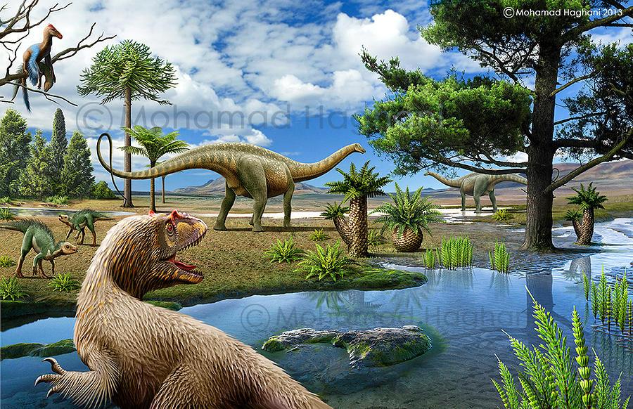 Beasts of the Mesozoic: Ceratopsian Series Chasmosaurus