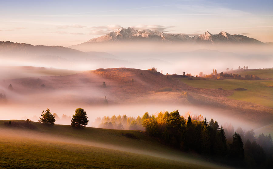 Landscape Photograph - Just A Silence by