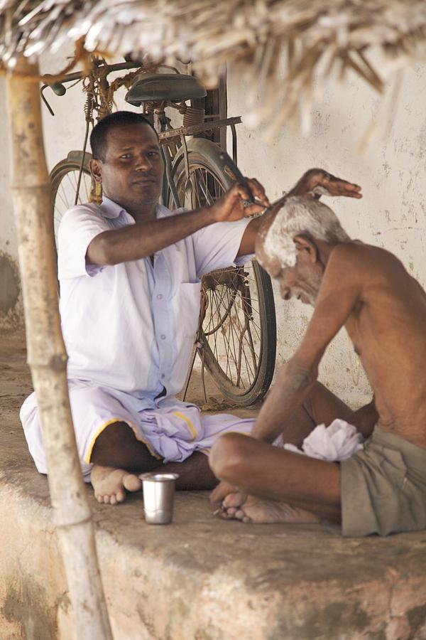 India Photograph - Just A Trim by Lee Stickels
