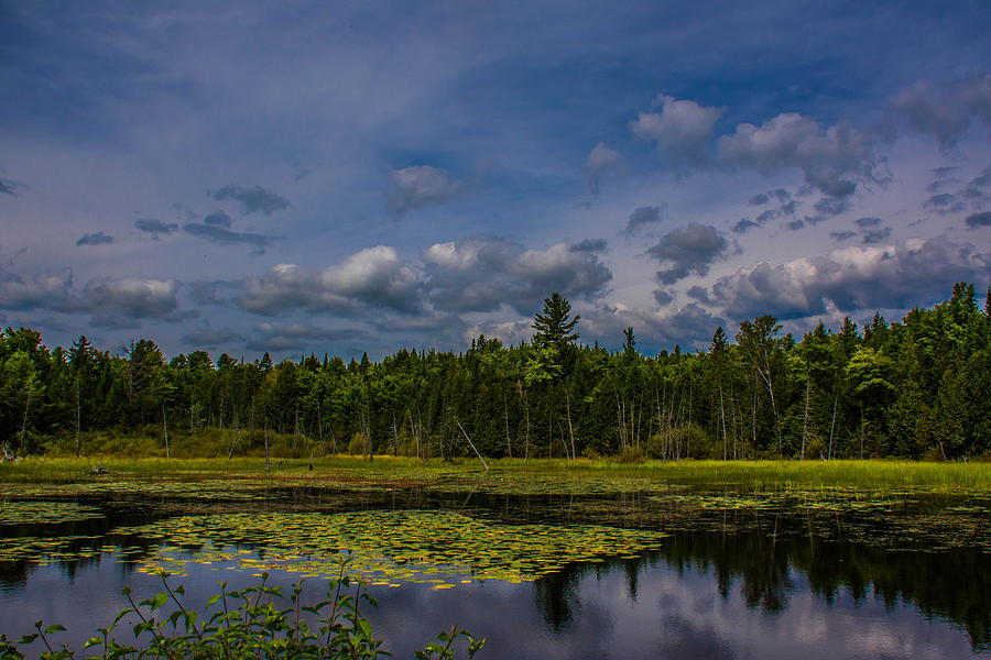 Maine Photograph - Just Another Day In Maine by Jason Brow