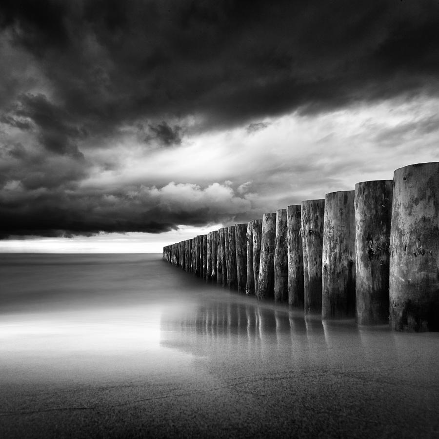 Baltic Sea Photograph - Just Before The Storm by Martin Flis