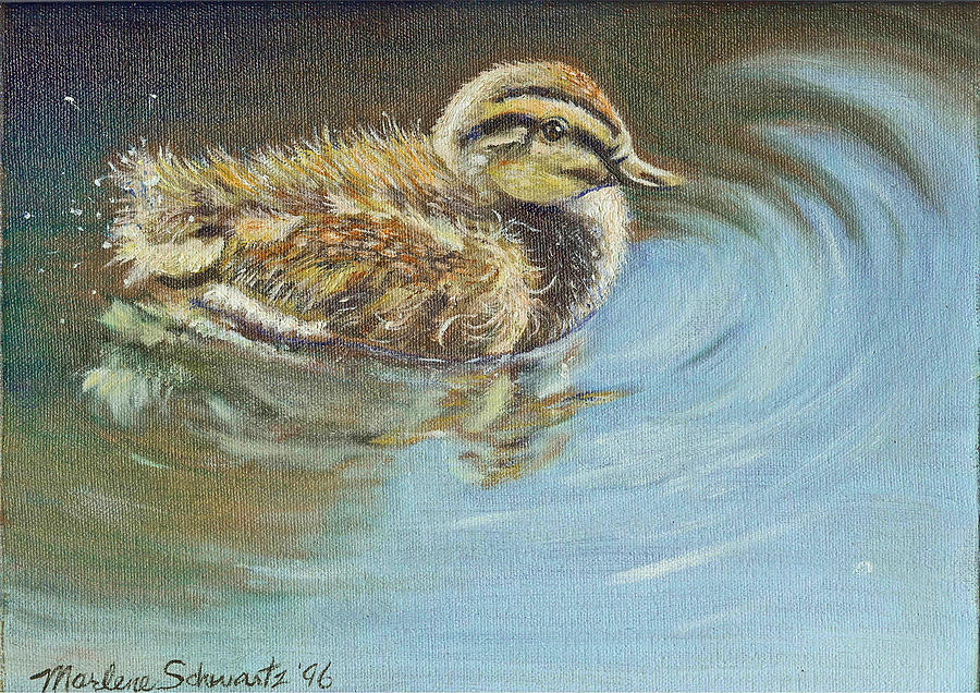 Just Ducky by Marlene Schwartz Massey