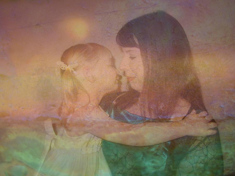 Mother Photograph - Just Love by Shirley Sirois