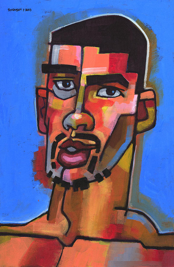 Just Turned 19 Painting by Douglas Simonson
