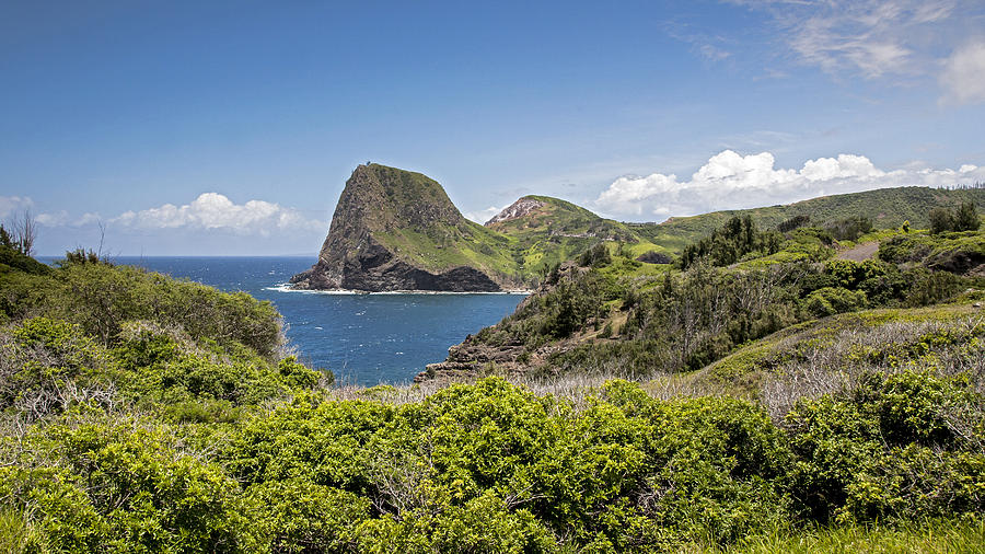 Hawaii Photograph - Kahakuloa Head by Charlie Osborn