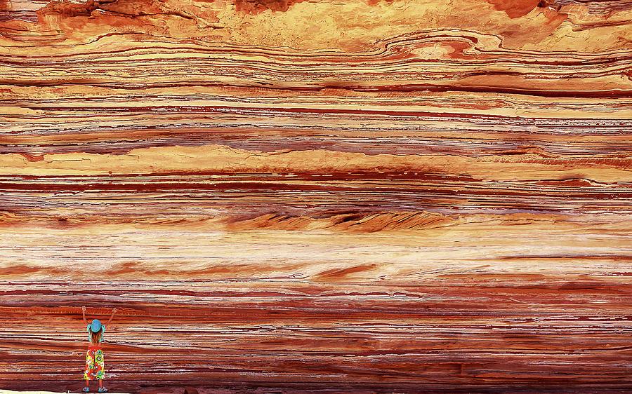 Minimal Photograph - Kalbarri, Western Australia by Artistname