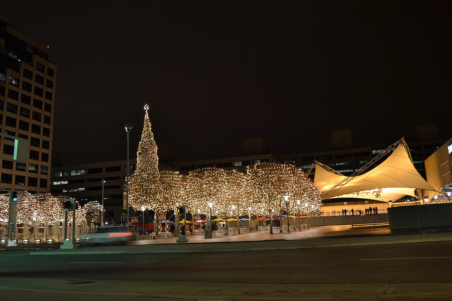 Kansas City Crown Center Photograph