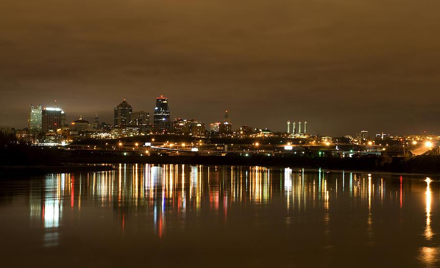 Kansas City Photograph - Kansas City by Jessica Wakefield