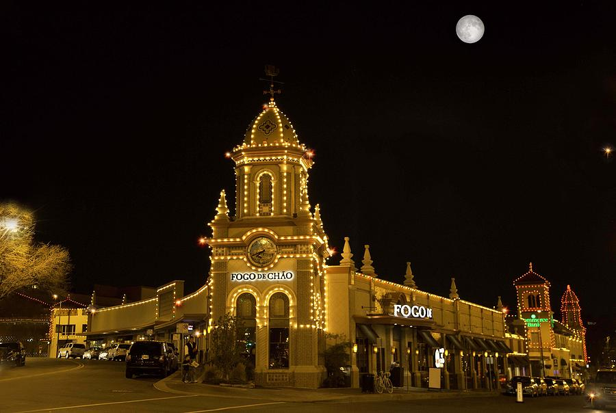 kansas city plaza photograph kansas city plaza christmas by joenne hartley - Christmas Lights In Kansas City
