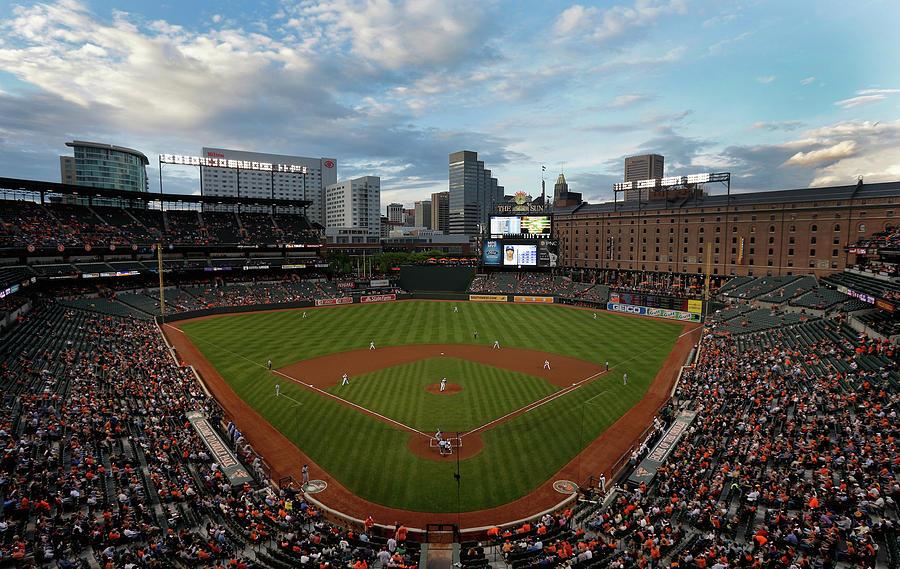 Kansas City Royals V Baltimore Orioles Photograph by Rob Carr