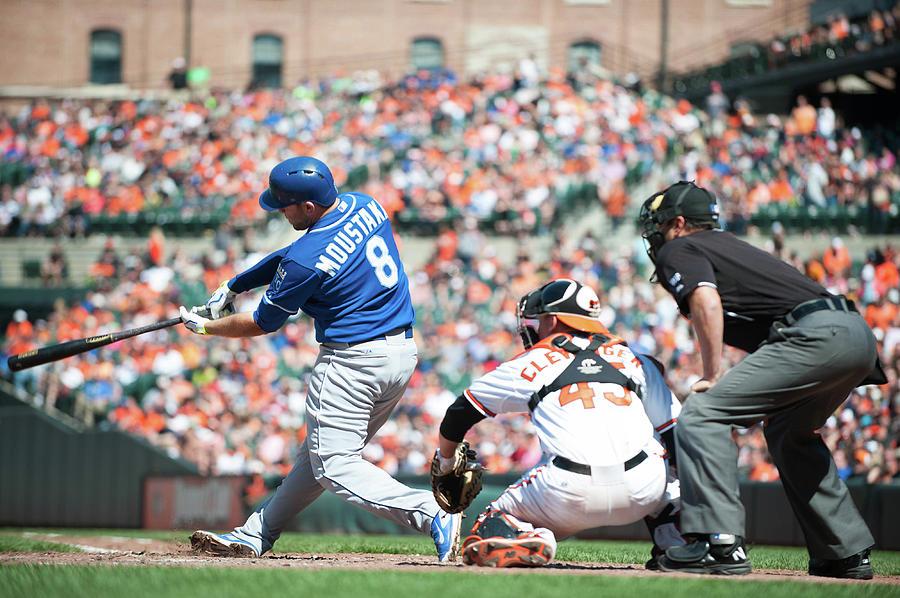Kansas City Royals V Baltimore Orioles Photograph by Rob Tringali