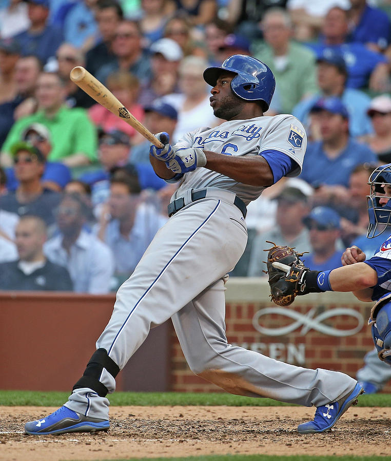 Kansas City Royals V Chicago Cubs Photograph by Jonathan Daniel