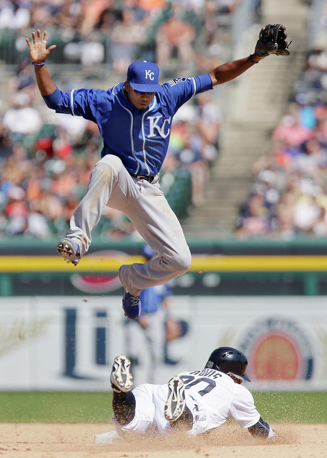 Kansas City Royals V Detroit Tigers Photograph by Duane Burleson