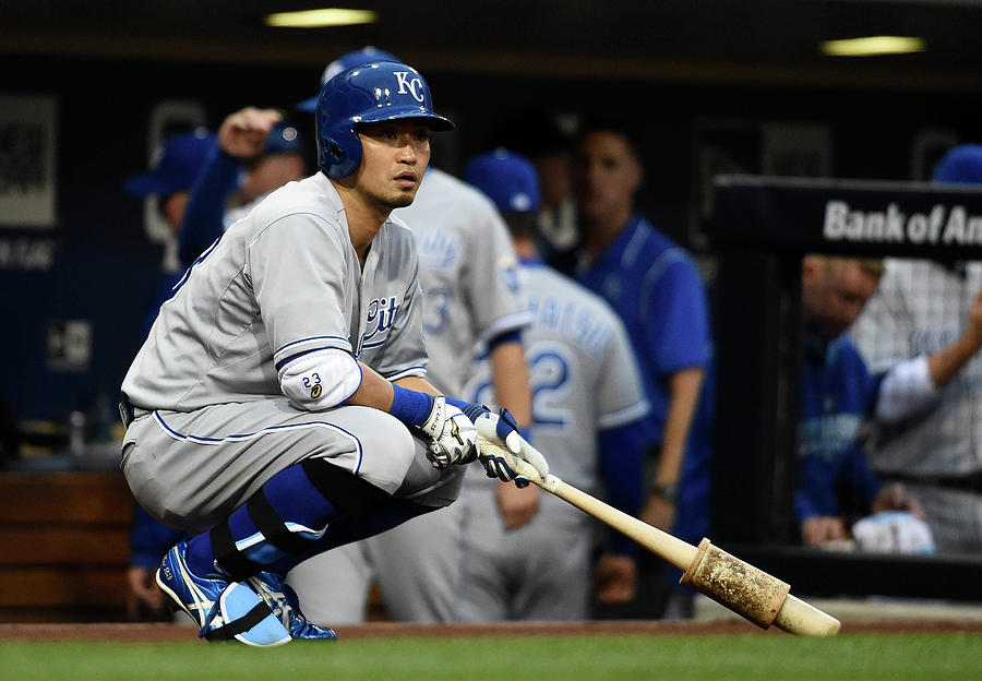 Kansas City Royals V San Diego Padres Photograph by Denis Poroy