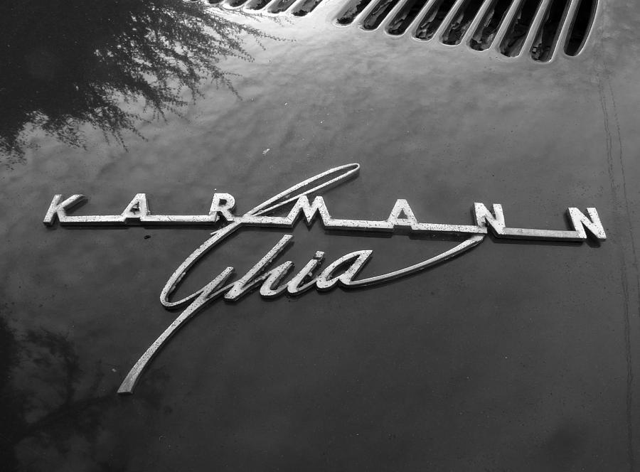Karmann Ghia Photograph by Baato