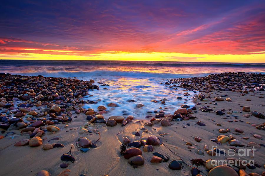 Karrara Sunset Photograph by Bill  Robinson