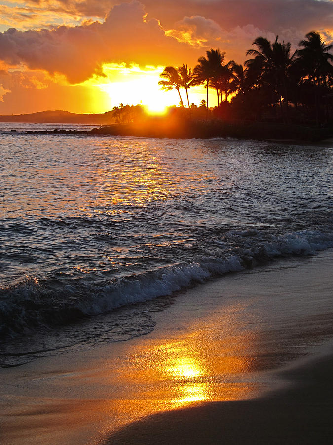 Kauai Sunset by Shane Kelly