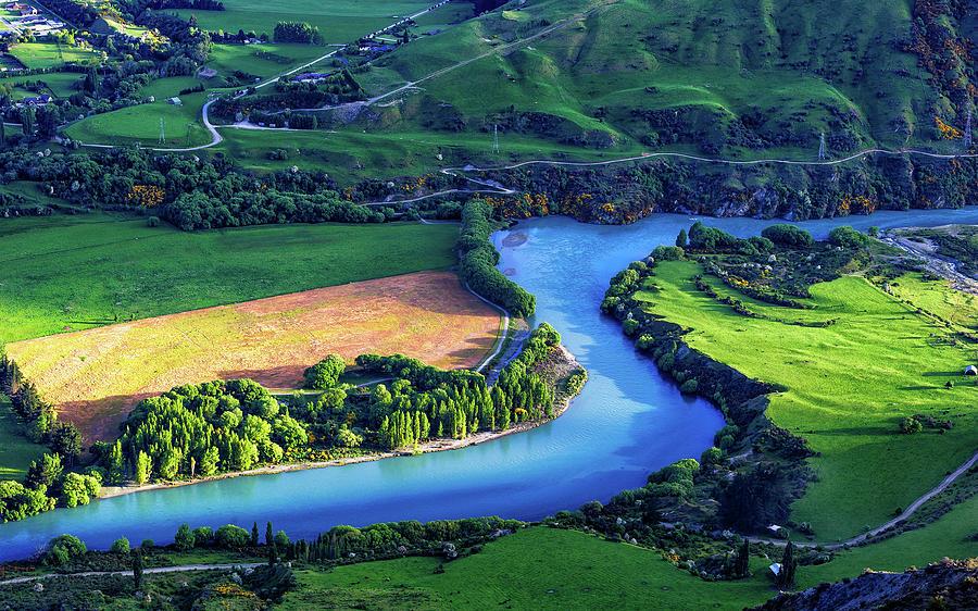 Kawarua River At Dawn Photograph by Patrick Imrutai Photography