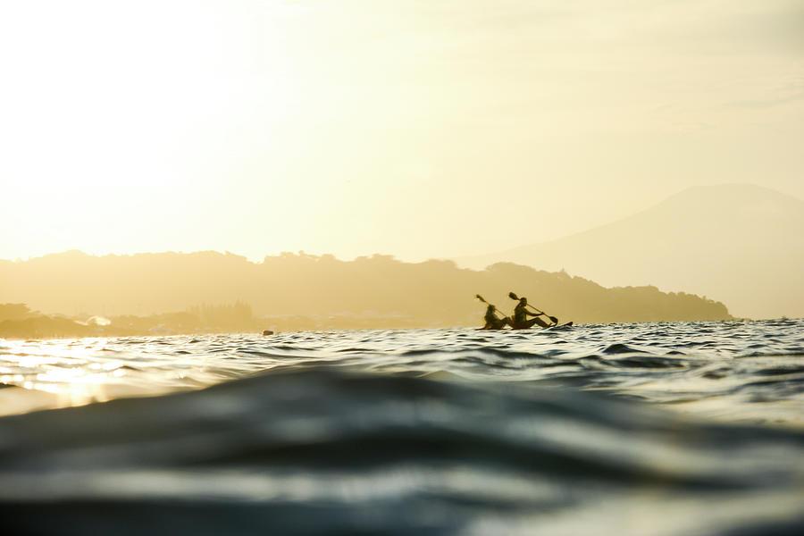 Kayak Photograph by Grace Oda